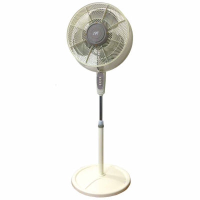 "SPT SF-1666M: 16"" Oscillating Misting Fan"