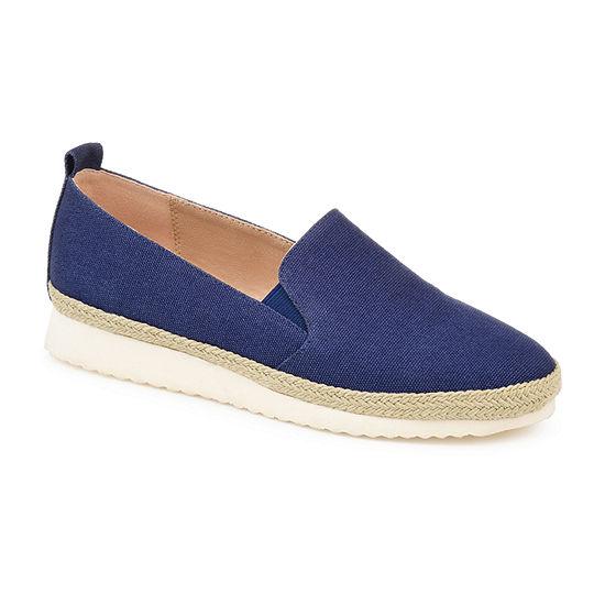 Journee Collection Womens Leela Slip-On Shoe Round Toe