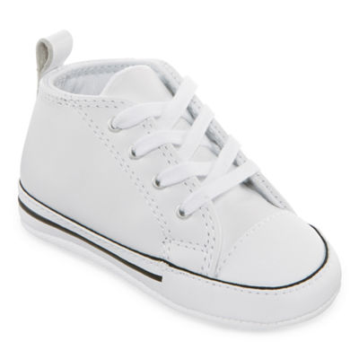 Converse Baby Unisex Kids Chuck Taylor First Star Crib Shoes Elastic
