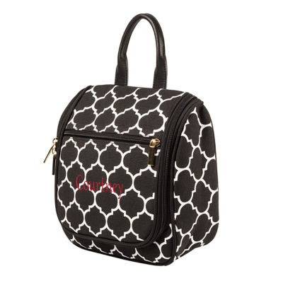 Cathy'S Concepts Personalized Hanging Lattice Cosmetic Bag