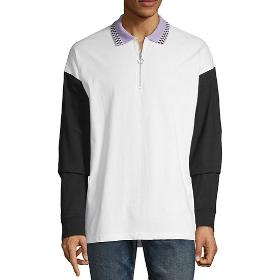 Arizona Long Quarter Zip Polo
