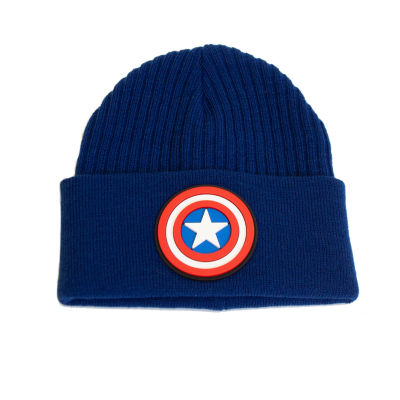 Mens Captain America Beanie