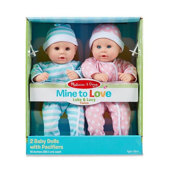 Melissa Doug Luke And Lucy Twins