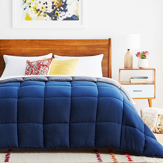 Linenspa Reversible Down Alternative Comforter
