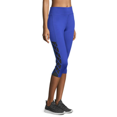 Xersion Criss Cross Side Capri