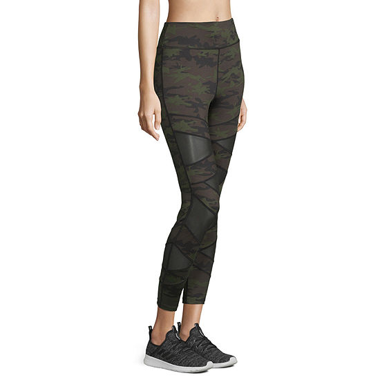Xersion Camo Mesh Legging