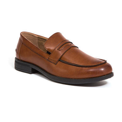 Deer Stags Mens Fund Loafers Slip-on