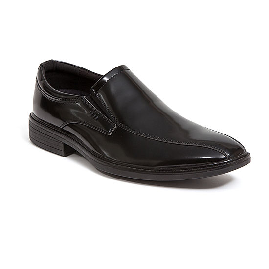 Deer Stags Mens Tymber Round Toe Slip-On Shoe