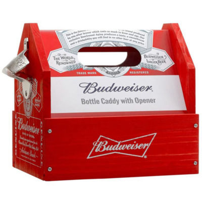 Budweiser Beer Bottle Caddy