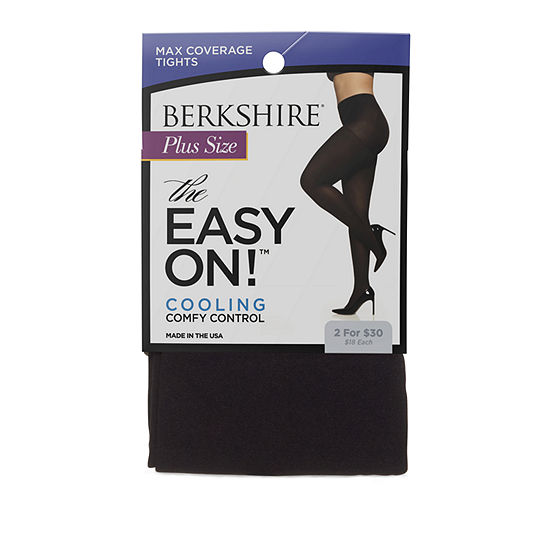 Berkshire Hosiery Max Coverage Tights-Plus
