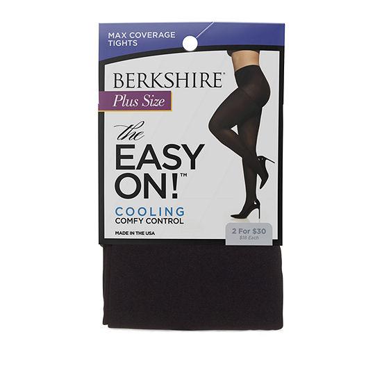 Berkshire Hosiery Max Coverage Hosiery + Tights Plus