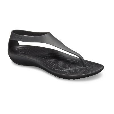 Crocs Womens Crocs Serena Flip-Flops