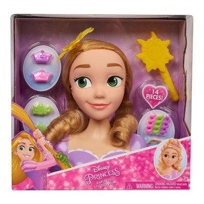 Disney Rapunzel Styling Head