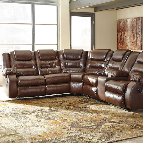Signature Design By Ashley Walgast 2 Pc Sectional Jcpenney