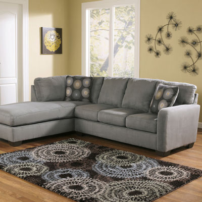 Signature Design by Ashley® Zella 2-Pc Sectional