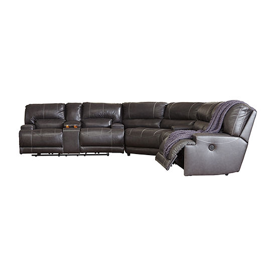 Signature Design by Ashley® McCormack 3-Pc Power Sectional