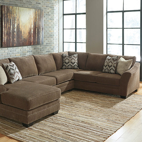 Signature Design by Ashley® Justyna 3-Pc Sectional