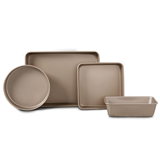 Oster Gale 4-Piece Bakeware Set