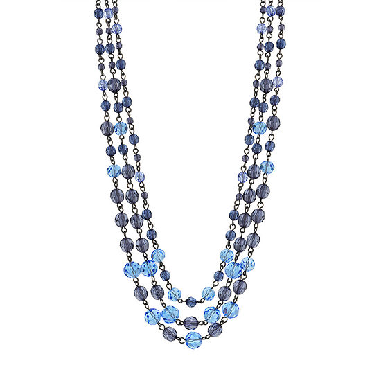 1928 16 Inch Bead Strand Necklace