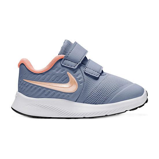 Nike Star Runner 2 Toddler Girls Running Shoes