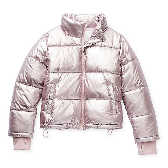 Arizona Girls Midweight Puffer Jacket