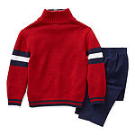 IZOD Toddler Boys 3-pc. Pant Set