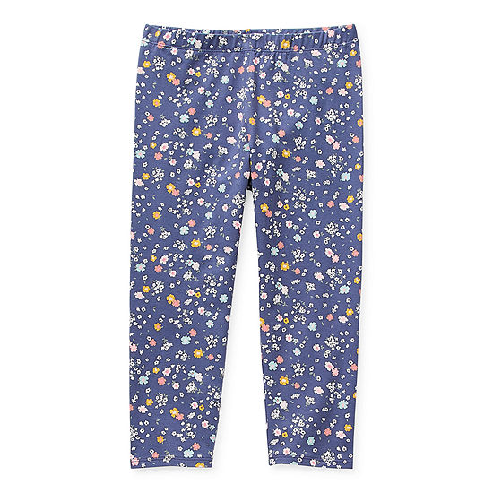 Arizona Little & Big Girls Capri Leggings