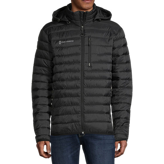 Free Country Quilted Midweight Puffer Jacket