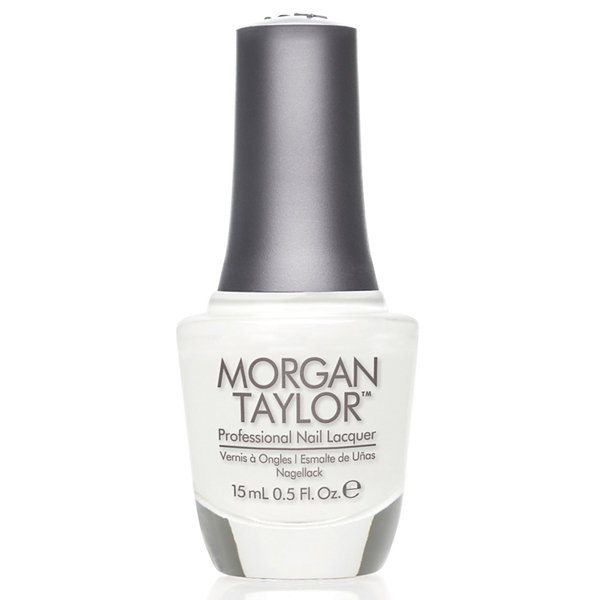 Morgan Taylor™ All White Now Nail Polish - .5 oz.