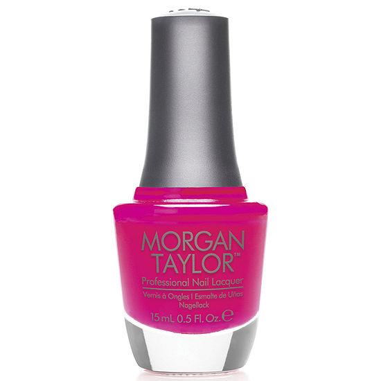 Morgan Taylor Prettier In Pink Nail Polish 5 Oz