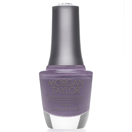 Morgan Taylor™ Berry Contrary Nail Polish - .5 oz.