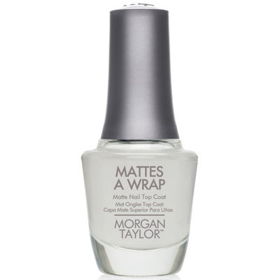 Morgan Taylor™ Mattes a Wrap Top Coat - .5 oz.