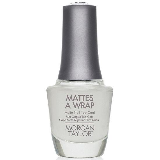 Morgan Taylor™ Mattes a Wrap Top Coat - .5 oz.