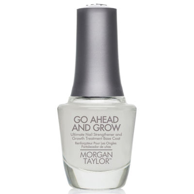 Morgan Taylor™ Go Ahead and Grow Base Coat - .5 oz.