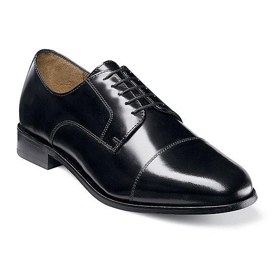 8d834ce4b1358 Florsheim Broxton Mens Cap Toe Oxford Dress Shoes JCPenney
