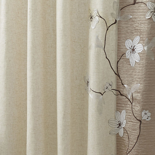 Croscill ClassicsR Magnolia Shower Curtain