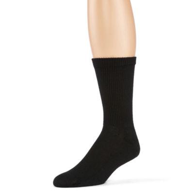 Hanes® 10-pk. Mens Crew Socks + Bonus Pair