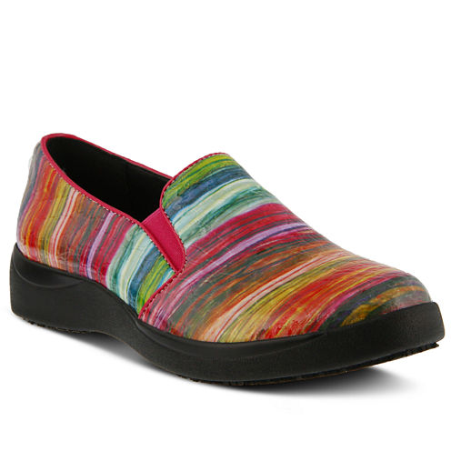 Spring Step Professionals Skitelz Womens Oxford Shoes