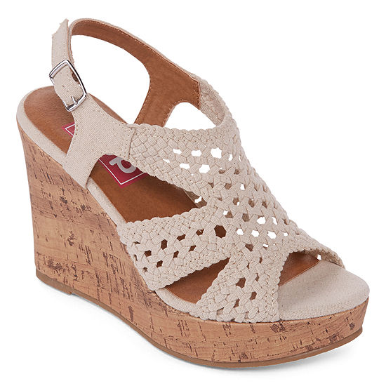 Pop Womens Mai Wedge Sandals