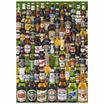 Educa Beers Jigsaw Puzzle: 1000 Pcs