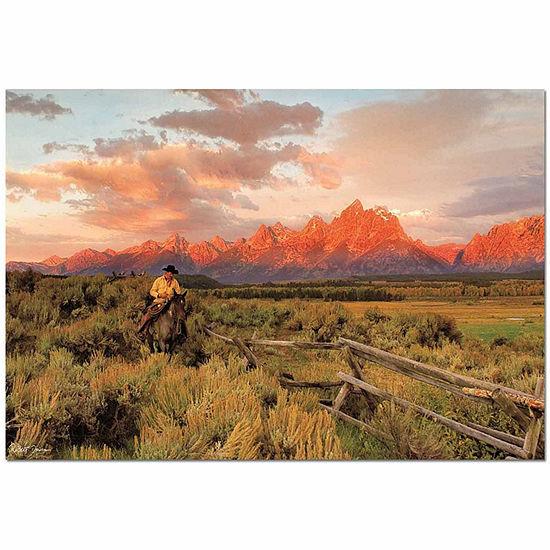Educa® 1000-Pc. Riding Fences Puzzle