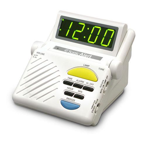 Sonic Alert SA-SB1000 Sonic Boom Alarm Clock