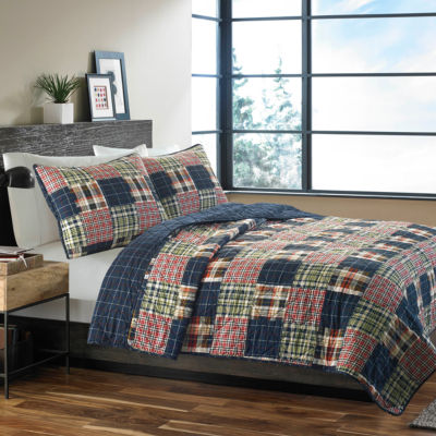 Eddie Bauer Madrona Quilt Set - JCPenney : jcpenney quilts on sale - Adamdwight.com