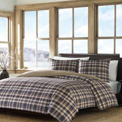 Eddie Bauer® Reversible Port Gamble Comforter Set