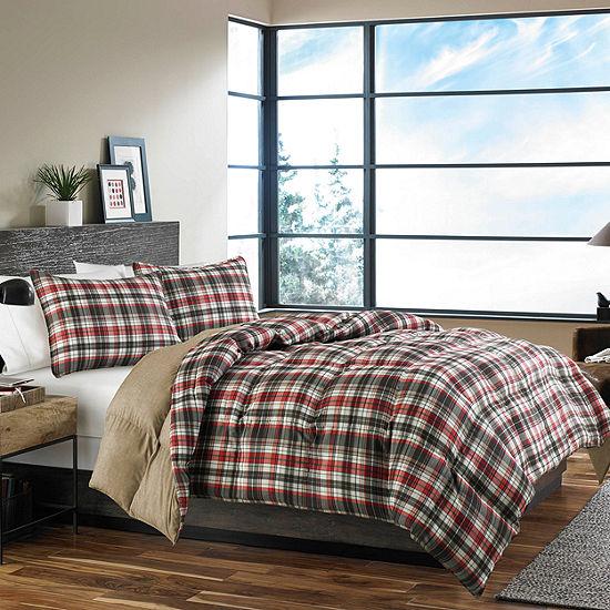 Eddie Bauer® Reversible Astoria  Comforter Set
