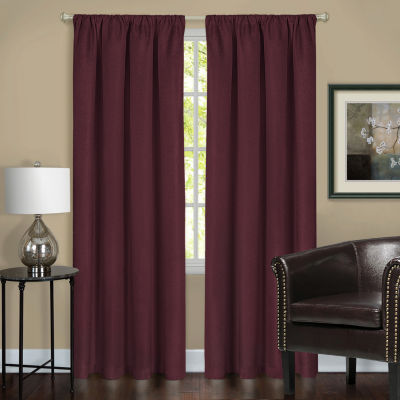 Harmony Rod-Pocket Curtain Panel