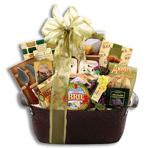 Bronze Sage Gift Basket