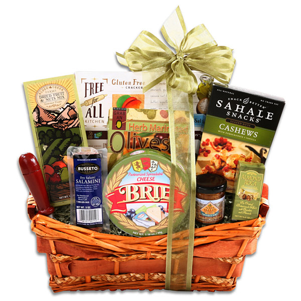 Gluten free gift basket jcpenney gluten free gift basket negle Images