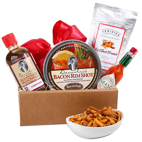 Traditional Bloody Mary Gift Set