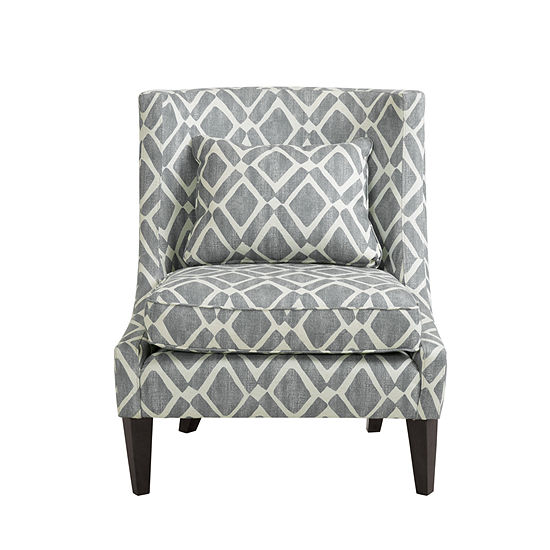 Madison Park Kyerin Swoop Club Chair